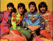 The Beatles party theme - thumbnail image