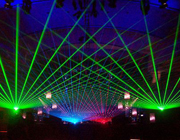 Corporate Event Laser Show party theme - thumbnail image